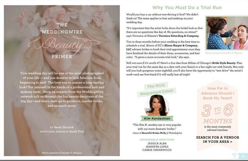 Wedding Wire Summer Book Feature